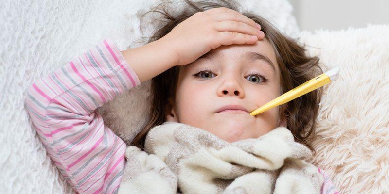 4 Cara Untuk Menanggapi Anak yang Sakit Parah